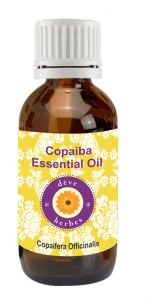 Pure Copaiba Essential Oil 15ml (copaifera Officinalis) Pure & Natural