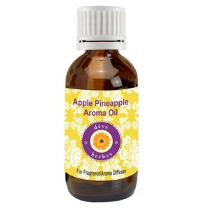 Apple Pineapple Aroma Oil - 30ml (fragrance Made In Spain)