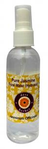Natural Jasmine Floral Water (hydrosol) 100ml - Jasminum Officinale