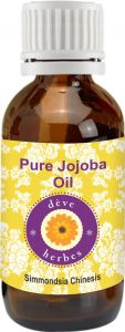 Pure Jojoba Oil 50ml (simmondsia Chinensis) 100% Natural Cold Pressed