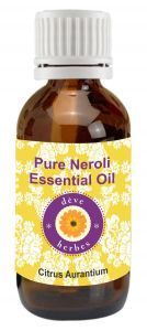 Pure Neroli Essential Oil 30ml (citrus Aurantium) 100 Percent Pure & Natural