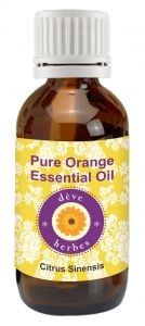 Pure Orange Oil - Citrus Sinensis 30ml