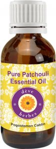 Pure Patchouli Essential Oil - Pogostemon Cablin