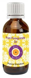 Pure Pomegranate Oil (30ml) - Punica Granatum