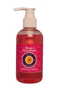 Rose Face Wash - 200ml
