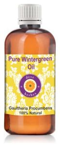 Wintergreen Essential Oil(100ml) - Gaultheria Procumbens