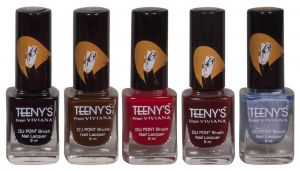 Globus,Garnier,Bourjois,Head & Shoulders,Viviana Personal Care & Beauty - Viviana Nail Paint - (Code - Teenys Nails 11)