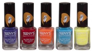 Benetton,Clinique,3m,Viviana Personal Care & Beauty - Viviana Nail Paint - (Code - Teenys Nails 12)