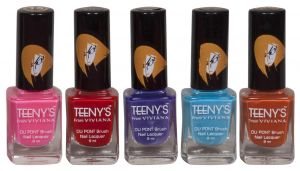 Cameleon,Clinique,Kent,Nike,Viviana Personal Care & Beauty - Viviana Nail Paint - (Code - Teenys Nails 13)
