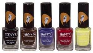 Viviana Nail Paint - (code - Teenys Nails 19)