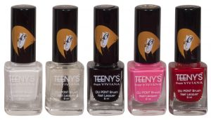 Vi John,Viviana,Rasasi Personal Care & Beauty - Viviana Nail Paint - (Code - Teenys Nails 20)