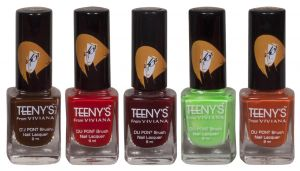 Benetton,Alba Botanica,3m,Viviana,Davidoff Personal Care & Beauty - Viviana Nail Paint - (Code - Teenys Nails 23)
