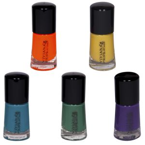 Benetton,Wow,Gucci,Globus,Adidas,Panasonic,Viviana Personal Care & Beauty - VIVIANA COLOUR SPECIAL NAIL PAINT PACK
