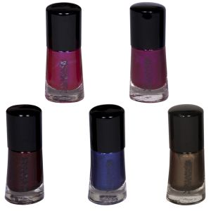 Nova,Vaseline,Viviana,3m Personal Care & Beauty - VIVIANA COLOUR SPECIAL NAIL PAINT PACK