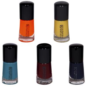 Garnier,Cameleon,Viviana Personal Care & Beauty - VIVIANA COLOUR SPECIAL NAIL PAINT PACK