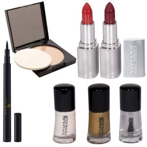 Nike,Maybelline,Kaamastra,Kent,Estee Lauder,Viviana Personal Care & Beauty - VIVIANA COLOUR SPECIAL MAKEUP KIT