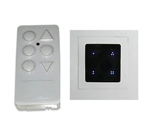 Apex Touch Switches For 4 Points With Remote