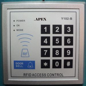 Apex Rf ID Based Access Controller Normal