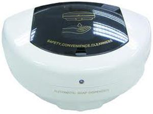 Bathroom Essentials - Automatic Touch-less Soap Dispencer Oval