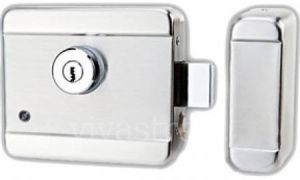 Motorized Digital Door Lock