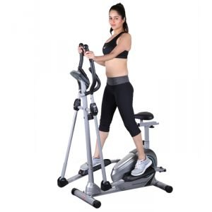 Body Gym Elliptical Bike Axiom II