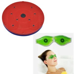 Deemark Combo Of 5 In 1 Twister With Eye Cool Mask