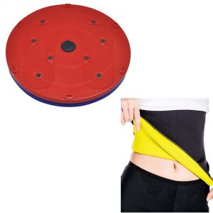 Deemark Combo Of 5 In 1 Twister With Hot Belt-l