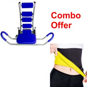 Deemark Combo Of Ab Fast Twister With Hotshepar-l