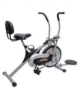 Exercise Bikes - Deemark Air Bike Platinum Dx With Twister