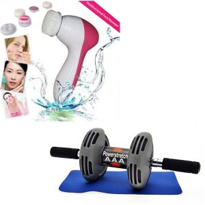 Deemark Combo Of 5 In 1 Beauty & Power Stretch Roller