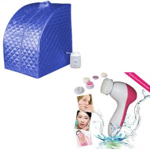 Deemark Combo Of Home Spa With Beauty Massager As A Freebie