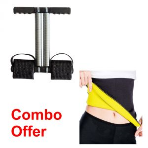 Deemark Combo Of Hot Shepar With Tummy Trimmer