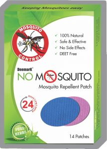 Insect repellents - Deemark No Mosquito Patch