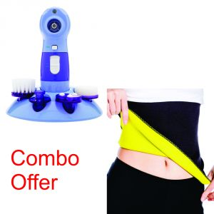 Deemark Combo Of Power Perfect Pore With Hot Belt-l