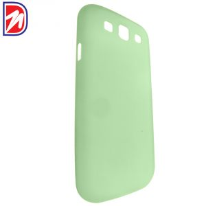 Deemark Samsung Side View Cover For Samsung Galaxy Grand-green