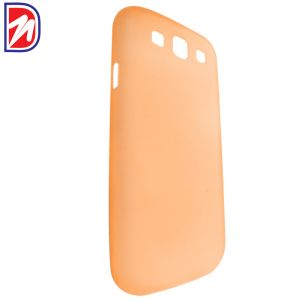 Deemark Samsung Side View Cover For Samsung Galaxy Grand-orange