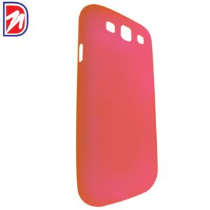 Deemark Samsung Side View Cover For Samsung Galaxy Grand-red