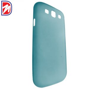 Deemark Samsung Side View Cover For Samsung Galaxy Grand-skyblue