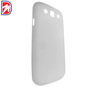 Deemark Samsung Side View Cover For Samsung Galaxy Grand-white