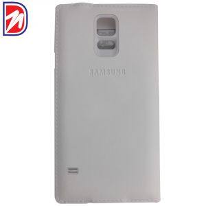 Deemark Samsung Flip Cover For Samsung Galaxy A7 -white