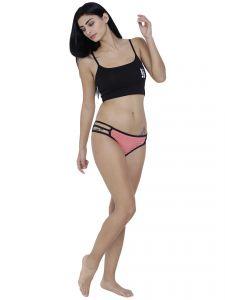 Coral Basiics By La Intimo Womens Linda Sexy Bikini Panty Code Bcpbk04cr0