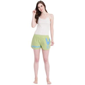 Hoop,Shonaya,Soie,Vipul,Kaamastra,The Jewelbox,Sinina,Jagdamba,See More,Sangini,Bagforever,La Intimo,Magppie Women's Clothing - La Intimo Play with Boy All you Need Summer Pista shorts - ( Code - BOLIF011PA0 )
