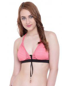 f4a5d4fa890 Pink La Intimo Seashow Bikini Bikini Bra - ( Code -LIFBR001CR0)