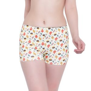 Kiara,Lime,Unimod,Cloe,Estoss,Diya,Soie,Oviya,La Intimo,The Jewelbox Lingerie - Multi (Digital Prints) La Intimo Punk Life Shorts Resort/Beach Wear - ( Code -LIFPY011ZG0_S) S, Multi (Digital Prints)