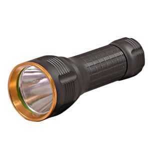 Gor Sun 300m Non-removable Battery Rechargeable LED Flashlight 5.6 Inch Torch