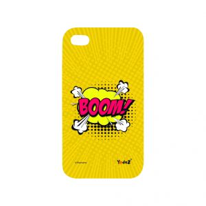 Yedaz Mobile Back Cover For iPhone 5 (code - Mchp10ip4)