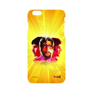 Yedaz Mobile Back Cover For iPhone 6 Plus (code - Mchp15ip6)