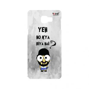 Yedaz Mobile Back Cover For Samsung A9 Pro (code - Mchp76sm35)