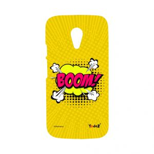 Yedaz Mobile Back Cover For Moto G2 (code - Mchp10mo4)