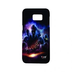 Yedaz Mobile Back Cover For Samsung S7 EDGE (code - Mchp54sm3)